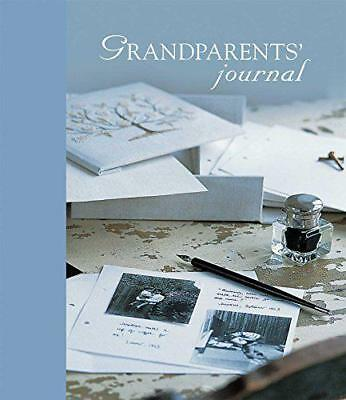 Grandparents' Journal (Journals) by Ryland Peters & Small | Hardcover Book | 978