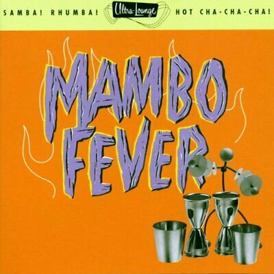 Various Artists - Ultra Lounge Vol.2: Mambo Fever - Various Artists CD WGVG The