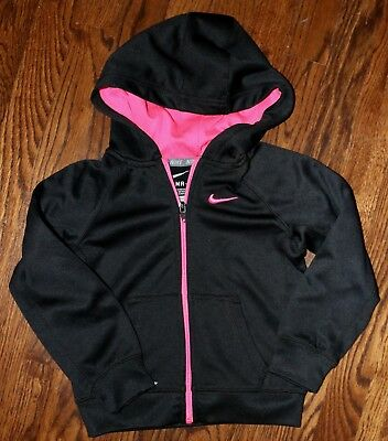 Nike Therma Fit Hooded Jacket Youth 4T