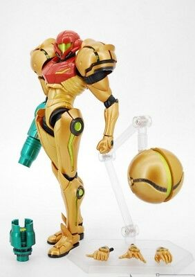 Figma #349 Samus Aran Prime 3 Ver. Metroid Prime 3 Corruption GSC Figure No Box