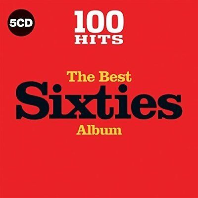 Various Artists - 100 Hits - The Best Sixties Album - Various Artists CD NBVG