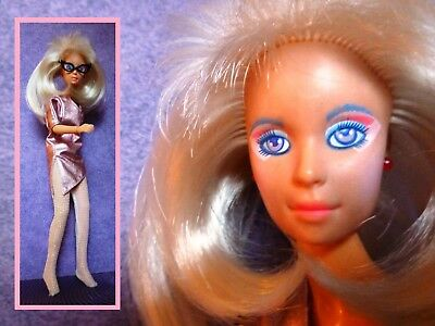 Vintage fashion doll, Jem, Jerrica and the Holograms, Hasbro