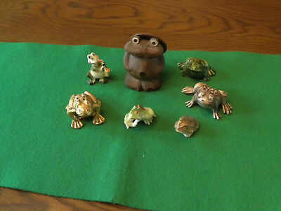 Frog Collection (7)