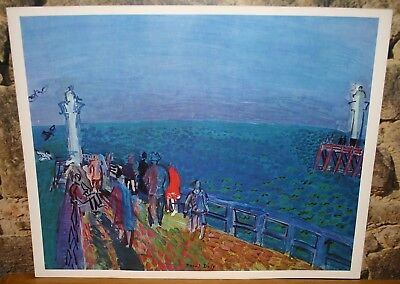 Kunstkreis Luzern - RAOUL DUFY - Deauville - Lithographie