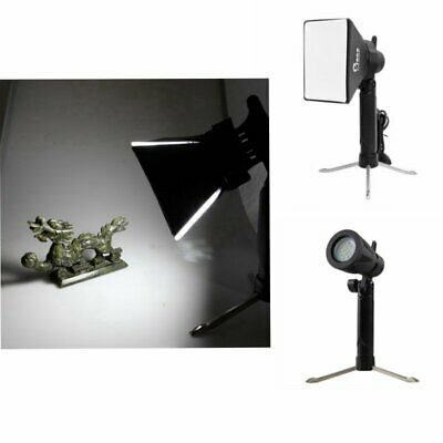 Portable Mini Photo Studio LED Light 5500K Lamp with Tripod Stand + Softbox Kit