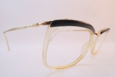 Vintage 60s gold filled Amor eyeglasses frames size 48-20. 140 made in France