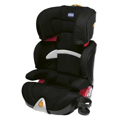 Chicco Oasys Group 2-3 Car Seat (15kg-36kg) Black *CLEARANCE OFFER* WAS £120