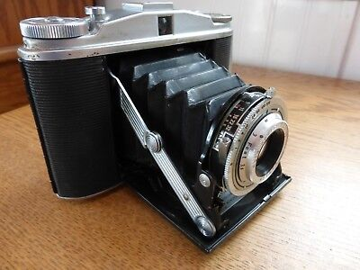 Vintage Ansco Speedex 4.5 Special Folding camera Germany