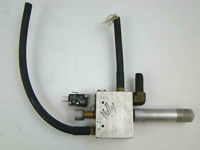Manual Control Block with MicroSwitch FAA-PMA V3L-111-D8 1/3HP