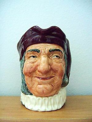 Royal Doulton Character Jug  SIMON THE CELLARER  Large  D5504  Retired 1960