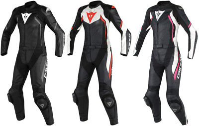 Dainese Womens Avro D2 2 Piece Leather Suit