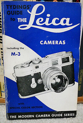 1955 Tydings' Guide to THE Leica® CAMERAS Including: M3 model