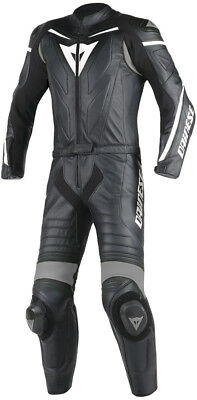 Dainese Mens Laguna Seca D1 2 Piece Perforated Leather Suit