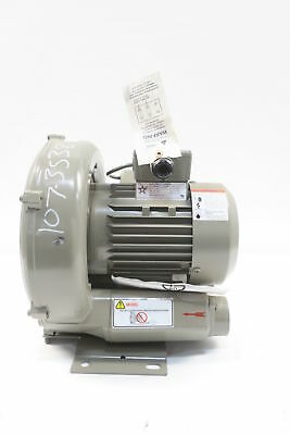 New Allstar RBH3-101-1 Regenerative Blower 105cfm 1.1hp 115/230v-ac