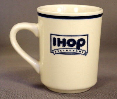 Genuine IHOP House of Pancakes Ceramic Coffee Mug by Delco, LN Condition
