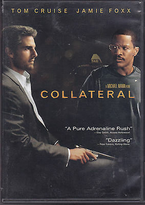 Collateral (2004 2-Disc Set) Very Good DVD - DISC ONLY NO CASE