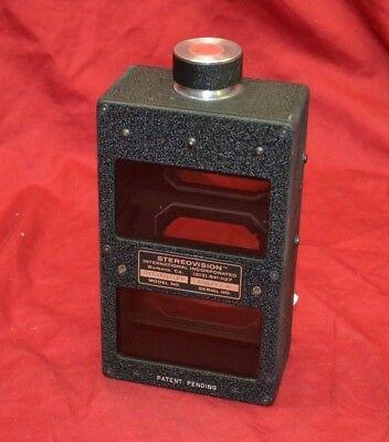 Stereovision Stereoflex for 35MM  projector * USED FOR PROJECTING 3-D OVER/UNDER
