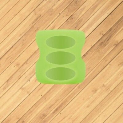 Dr. Brown's Wide Neck Glass Bottle Sleeve, Light Green, 5 Ounce free shipping