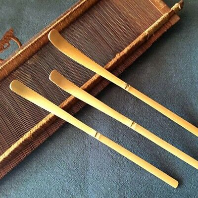 Handmade Matcha Tea Scoop Teaspoon Bamboo Whisk Retro Japanese Ceremony