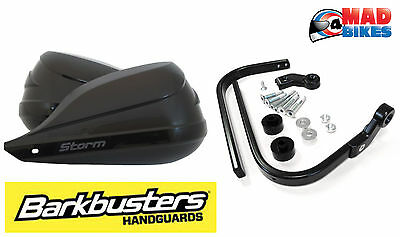 Barkbusters Storm S7 Universal Hand Guards, Handlebar End Mounted 6 & 8mm