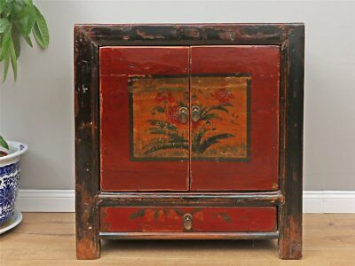 Antique Chinese Dresser Bedroom Living Room Solid Wood China Y555