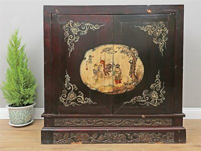 Antique Chinese Dresser Bedroom Living Room Solid Wood China Y574