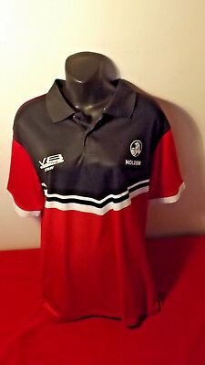 Holden Official V8 6Lt Polo Shirt In Like New Condition Condition Size M