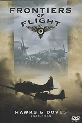DVD frontiers of flight - hawks and doves 1942-1943 -  CD 18VG The Fast Free