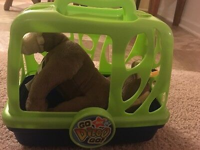 Go Diego Go Animal Rescue Cage With Talking Plush