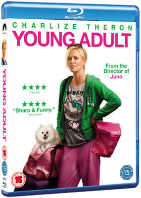 Young Adult Blu-ray (2012) Charlize Theron, Reitman (DIR) cert 15 Amazing Value