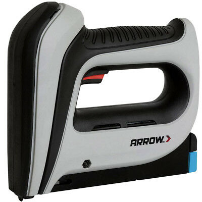 Arrow 3.6V Lithium Ion Cordless T50 Stapler Fires Type 50 Staples 6mm-12mm