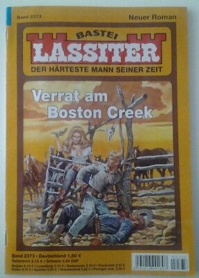 Lassiter 2373: Verrat am Boston Creek