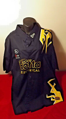 V8 Supercars Fpr 888 Racing Pit Shirt In Like New Condition Size 5 Xl