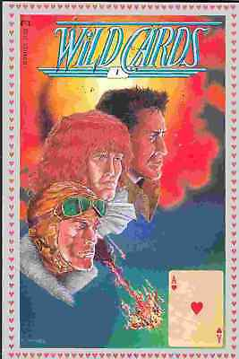 Wild Cards # 1 (of 4) (USA,1990)