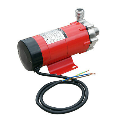 220V 6L/M Homebrew Magnetic Drive Pump 15R With Stainless HeadMagnetic Pump