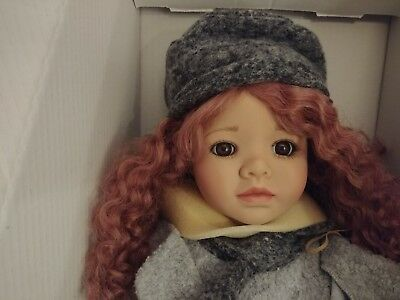 Gotz Germany - Principessa Artist Doll - Tasha *new W/box*