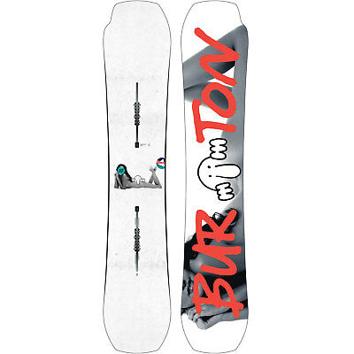 Burton Kilroy Process Freestyle Snowboard twin camber ICS CHANNEL 2018 NEW