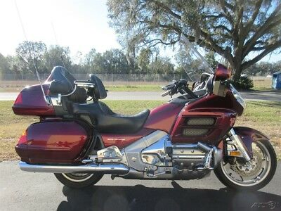 Honda Gold Wing®  2005 Honda  GL1800, GOLDWING, TOURING, BIKE HAS ABS, VERY CLEAN AND READY!!