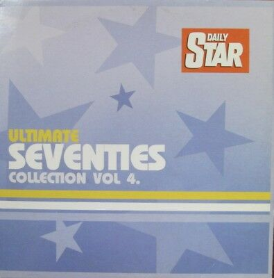 Ultimate Seventies Collection Vol 4 1970S Cd Audio Music Heatwave The Jacksons