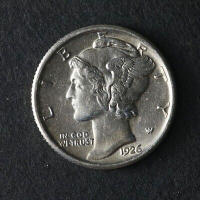 1926-P Mercury Dime Great Deals From The TECC Bargain Bin