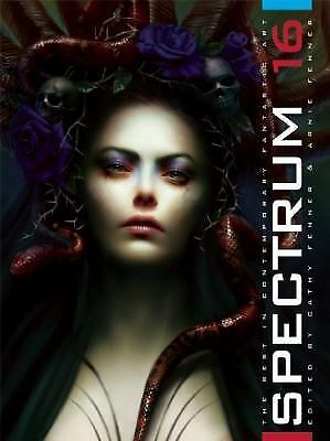 Spectrum 16: The Best in Contemporary Fantastic Art, , , Very Good, 2009-11-17,