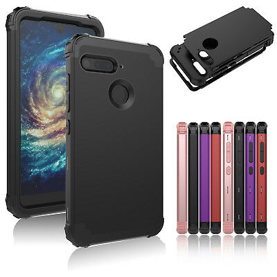 Three Layer Shockproof Military Heavy Duty Case Cover For Essential Phone PH-1