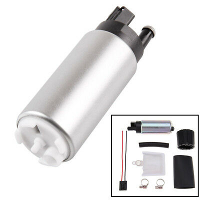 Intank Fuel Pump W/ Free Installation Kit For Gss342 Fuel Pump 255lph Power Flow