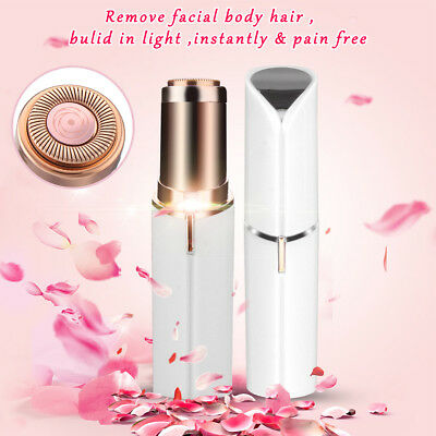 Flawless Skin Painless Hair Remover Face Facial Hair Removal Touch Gift For Her