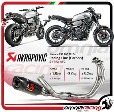 247587 akrapovic auspuff yamaha mt 07 fz 07 14 15. Black Bedroom Furniture Sets. Home Design Ideas
