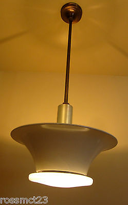 Vintage Lighting rare circa 1950 Duplexalite