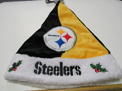 ... canada new 2017 pittsburgh steelers cap santa hat adult size nfl  tailgate party ce6f8 93891 9013993ea