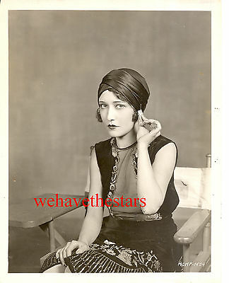 Vintage Dorothy Sebastian GORGEOUS EARLY 30s MGM GLAMOUR Publicity Portrait