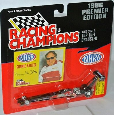 NHRA TOP FUEL DRAGSTER 1996 * AMERICAN INTERNATIONAL * Connie Kalitta - 1:64