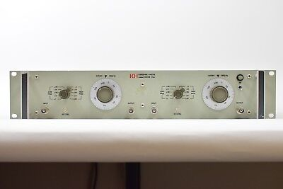 Krohn-Hite Corp Model 3202R Dual Channel Tunable Frequency Filter